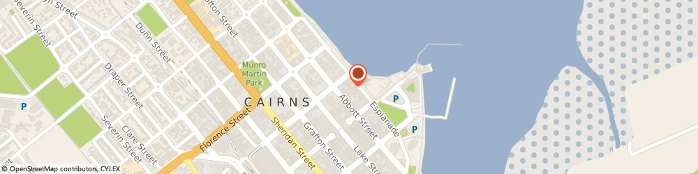 Route/map/directions to Bellview Centre, 4870 Cairns City, 85 THE ESPLANADE