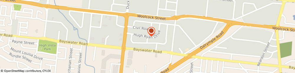 Route/map/directions to Townsville Plumbers, 4814 Garbutt, 13 Hugh Ryan Dr