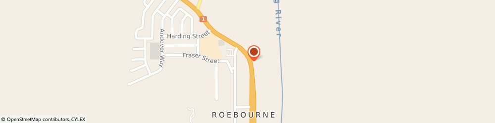 Route/map/directions to BP, 6718 Roebourne, 151 Roe Street