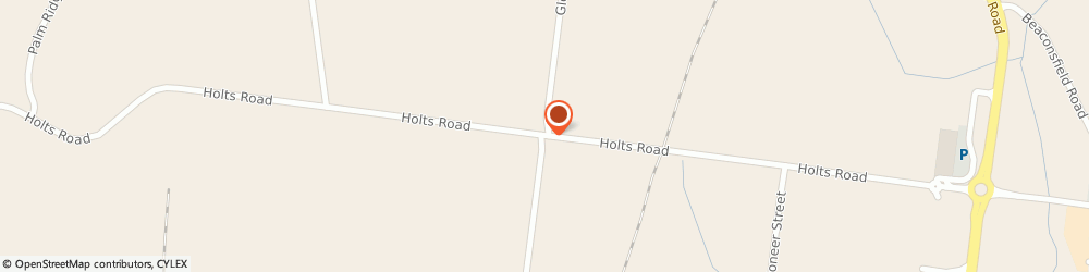 Route/map/directions to Boral Building and Construction Materials Cedars, 4740 Mackay, HOLTS ROAD