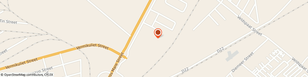 Route/map/directions to Mercurius Commercial Motors, 0700 Pietersburg, 5 Marmer Rd