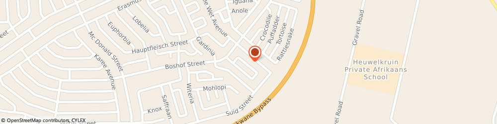 Route/map/directions to 4th Element Group, 0700 Pietersburg, 58 Sour Plum Cres