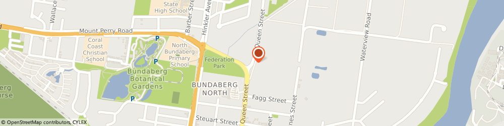 Route/map/directions to Independent Grocers of Australia IGA Bundaberg North, 4670 Bundaberg, Queen Street