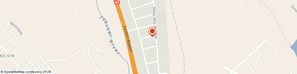 Route/map/directions to Regal Security, 2065 Edenvale, 9 ELECTRON STREET