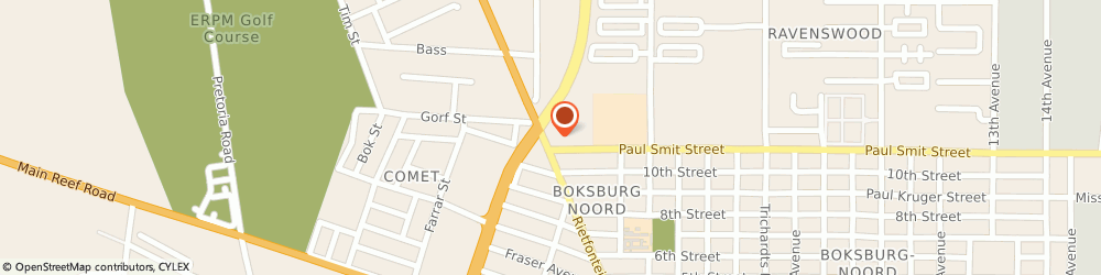 Route/map/directions to Sedgars, 1400 Boksburg, Shop 8 East Rand Mall, Bentel Ave