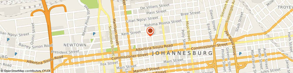 Route/map/directions to Suite Style Designs, 2001 Johannesburg, 4101 Pritchard Street