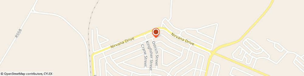 Route/map/directions to Sundew Food Manufacturers C C, 1827 Lenasia, 91 Nightingale Ave