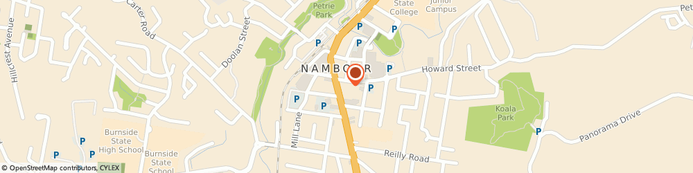Route/map/directions to Nambour Discount Lighting, 4560 Nambour, 18 HOWARD STREET