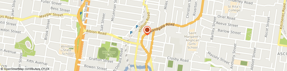 Route/map/directions to Yoga Classes Brisbane CBD, Paddington and Northside - Raw Power Yoga, 4010 Albion, 97 Sandgate Rd