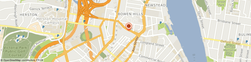 Route/map/directions to Tradelink Plumbing Supplies BOWEN HILLS, 4006 Bowen Hills, 74 Montpelier Road