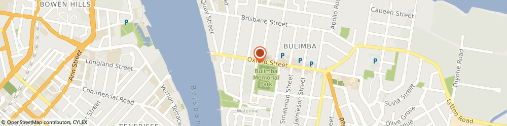 Route/map/directions to TRIVALVE CONTROLS PTY LTD (Bulimba QLD), 4171 Bulimba, 77 OXFORD STREET