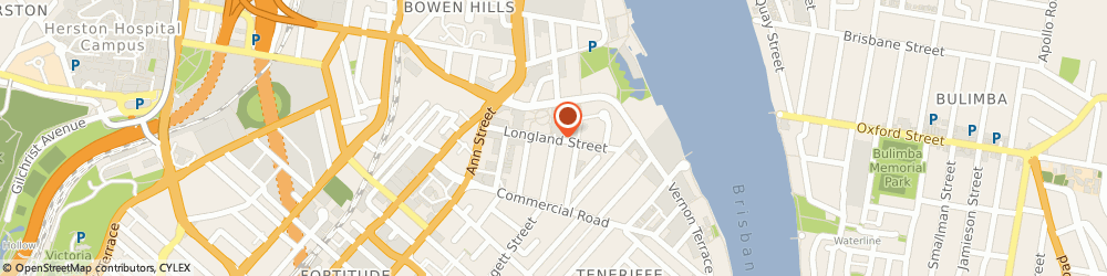 Route/map/directions to Prime Group Australasia, 4006 Newstead, 1/75 Longland St