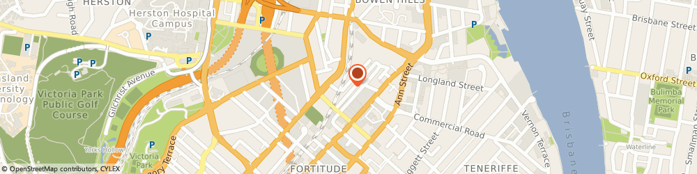 Route/map/directions to Queensland Plumbing Pty Ltd, 4006 Fortitude Valley, 22 Prospect Street