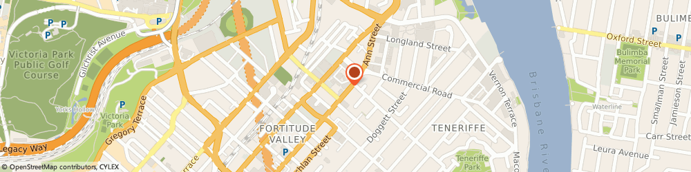 Route/map/directions to vidhi, 4006 Fortitude Valley, 51,Brisbane