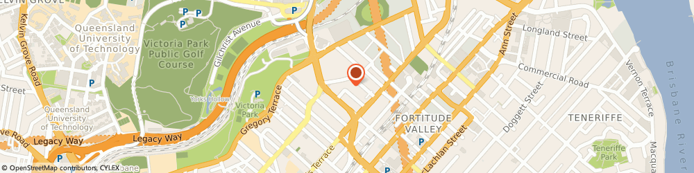 Route/map/directions to John Croft Design, 4006 Fortitude Valley, 63 Amelia St