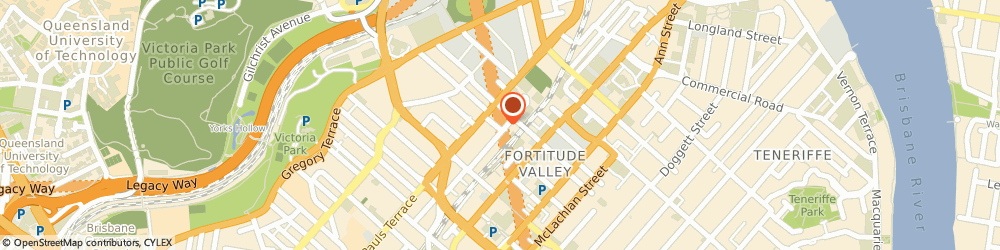 Route/map/directions to Excel Development Group, 4006 Fortitude Valley, 51 Alfred Street