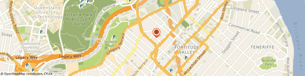 Route/map/directions to Telco Australia Pty Ltd (Fortitude Valley Qld), 4006 Fortitude Valley, 120 Brunswick Street