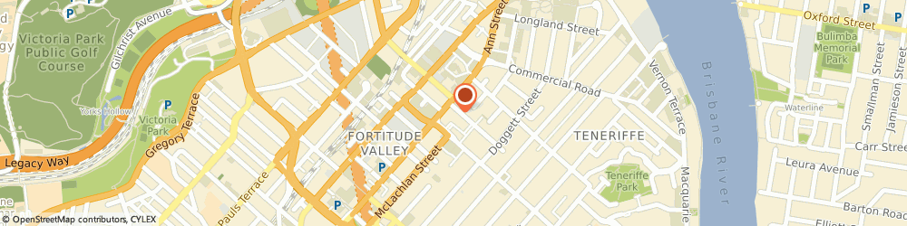 Route/map/directions to Chinese Herbal & Acupuncture Supplies, 4006 Fortitude Valley, 887 ANN ST