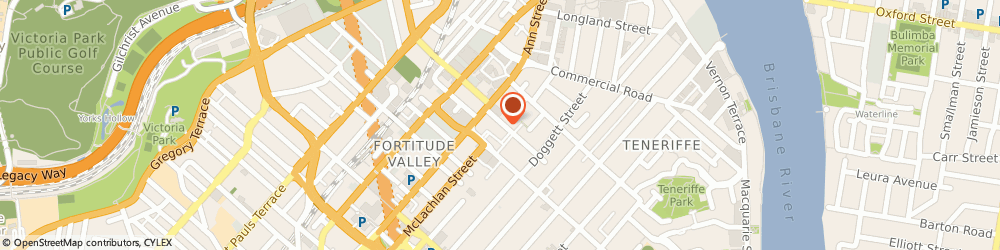 Route/map/directions to Eco Outdoor Fortitude Valley, 4006 Fortitude Valley, 9 Wandoo St