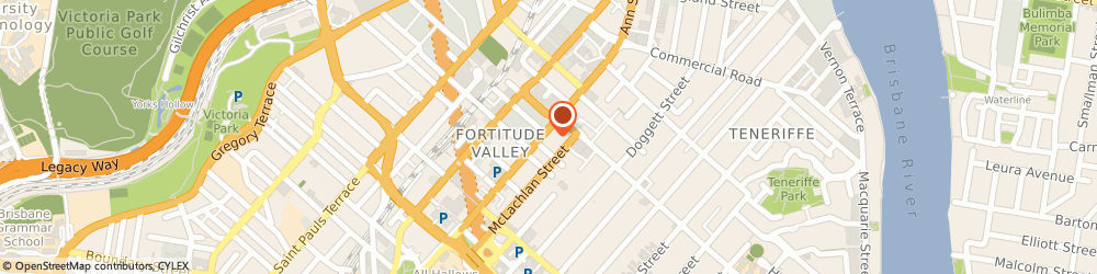 Route/map/directions to Cordell, 4006 Fortitude Valley, 825 Ann St