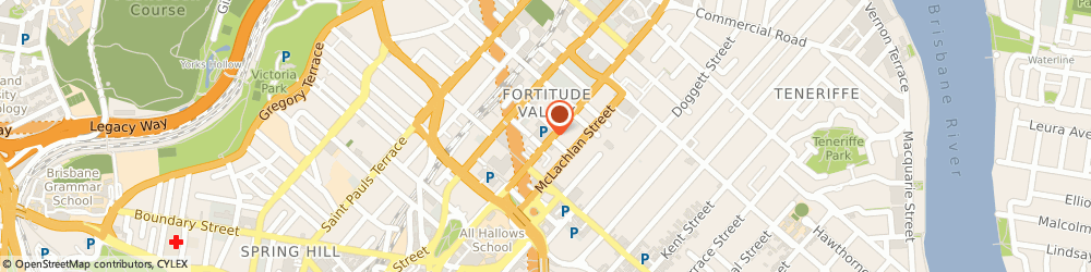 Route/map/directions to Property Direct Pty Ltd, 4006 Fortitude Valley, 728 ANN ST