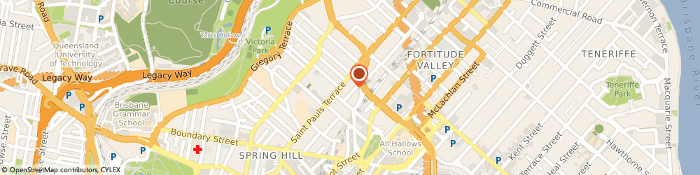 Route/map/directions to Milque, 4006 Fortitude Valley, 23 Agnes St