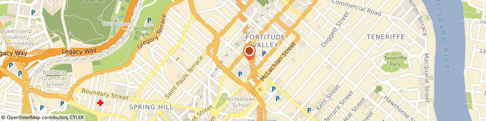 Route/map/directions to 7-Eleven Fortitude Valley, 4006 Fortitude Valley, 281 Brunswick Street Mall
