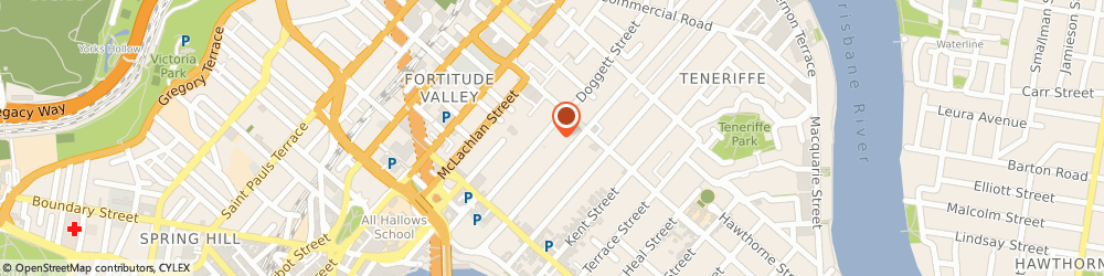 Route/map/directions to Aesthetic Excellence Pty Ltd, 4006 Fortitude Valley, 151 Robertson Street