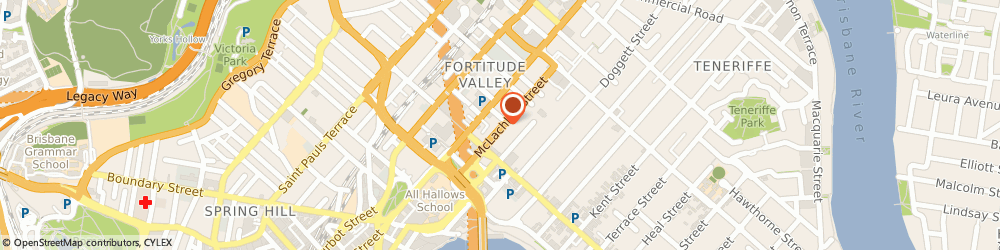 Route/map/directions to Team Property Management Pty Ltd, 4006 Fortitude Valley, 50 MCLACHLAN ST