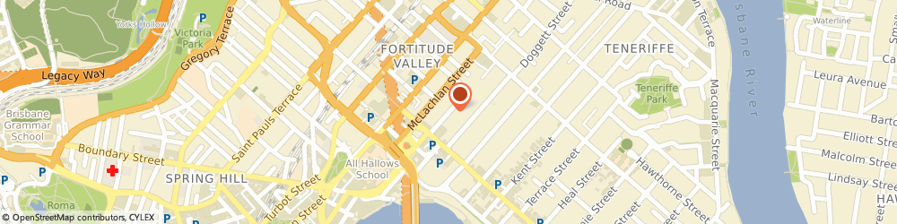 Route/map/directions to Link Living Pty Ltd, 4006 Fortitude Valley, Level 1, 57 Berwick Street