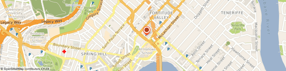 Route/map/directions to China Town Car Park, 4006 Fortitude Valley, 31 DUNCAN STREET