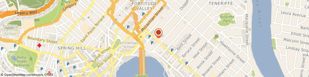 Route/map/directions to Scene Magazine The, 4006 Fortitude Valley, LEVEL 2, 192 BRUNSWICK STREET