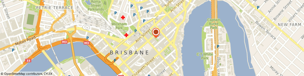 Route/map/directions to National Seniors Travel, 4000 Brisbane, Level 18 215 Adelaide Street