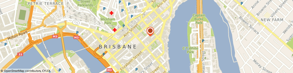 Route/map/directions to Indepal, 4000 Brisbane, 9/160 Queen St