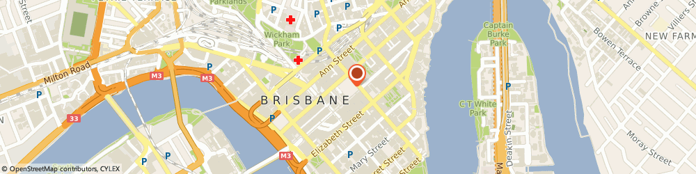Route/map/directions to CHANEL, 4000 Brisbane, 226 Queen Street, Ground Floor