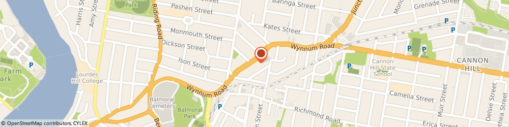 Route/map/directions to Morningside 621 Dental Surgery, 4170 Morningside, Shop 1/621 Wynnum Road
