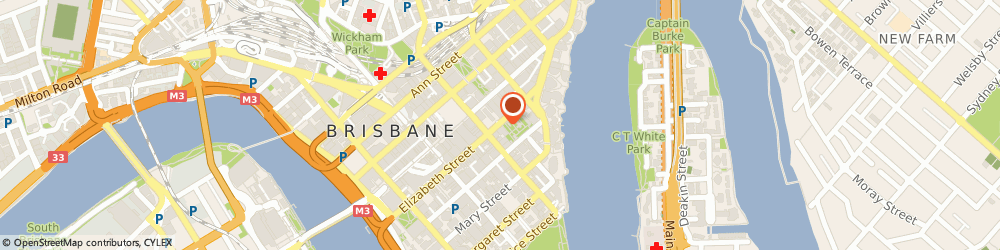 Route/map/directions to Bank Of Queensland Ltd, 4000 Brisbane, 229 ELIZABETH STREET