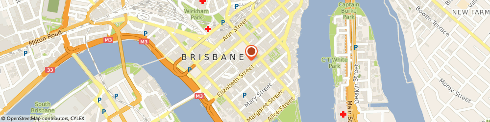 Route/map/directions to My Style Emporium, 4000 Brisbane, 171/209 Queen St