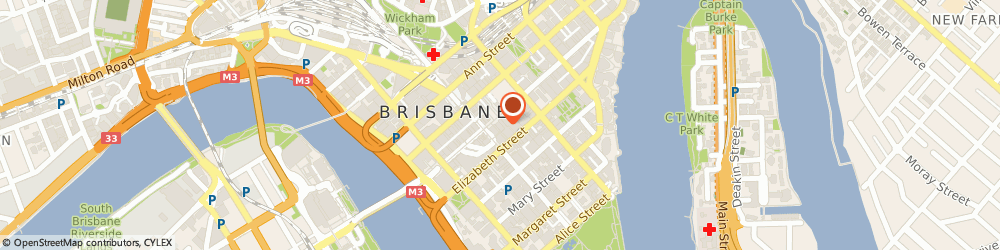 Route/map/directions to Dotti (Brisbane Qld), 4008 Brisbane, 155-161 Queen Street