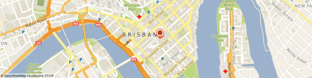 Route/map/directions to Dream Essence, 4000 Brisbane, STREET