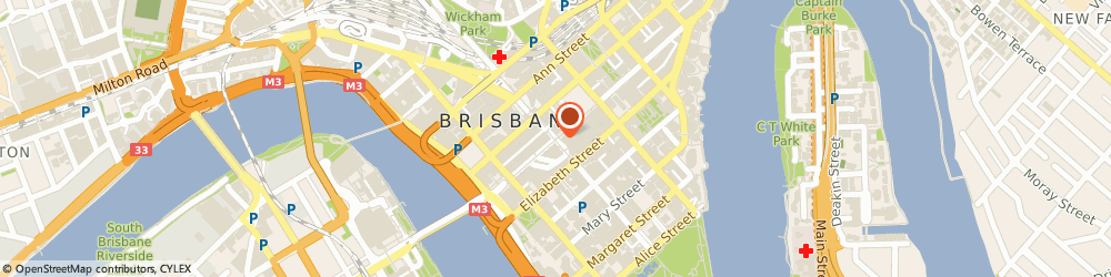Route/map/directions to Bridal Centre The, 4000 Brisbane, LEVEL 1, 141 QUEEN STREET MALL
