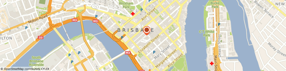 Route/map/directions to BOQ - 116 Queen Street Branch, 4000 Brisbane, 116 Queen Street