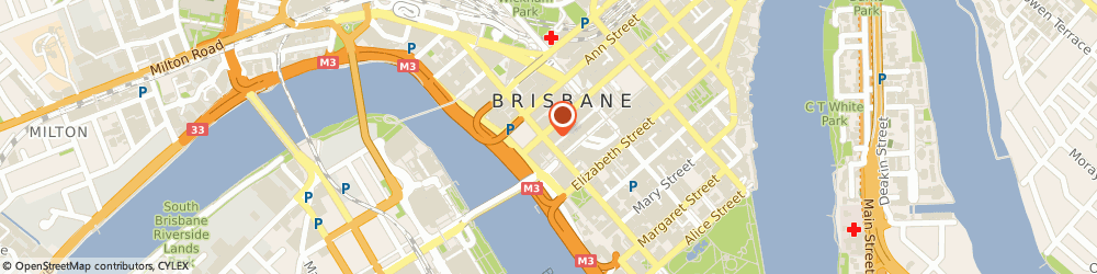 Route/map/directions to 7-Eleven Brisbane, 4000 Brisbane, 231 George Street