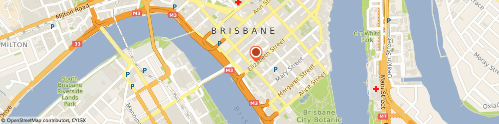 Route/map/directions to 7-Eleven Brisbane, 4000 Brisbane, 189 George Street