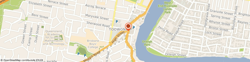 Route/map/directions to Marketing for Accountants, 4066 Toowong, 126/58 High St