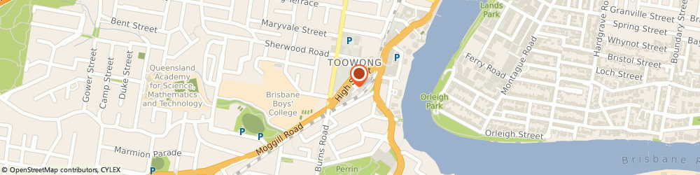 Route/map/directions to Write Marketing Corp, 4066 Toowong, Suite 125/58 High St