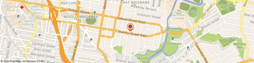 Route/map/directions to Elite Bathware & Tiles, 4169 East Brisbane, 948 Stanley St East
