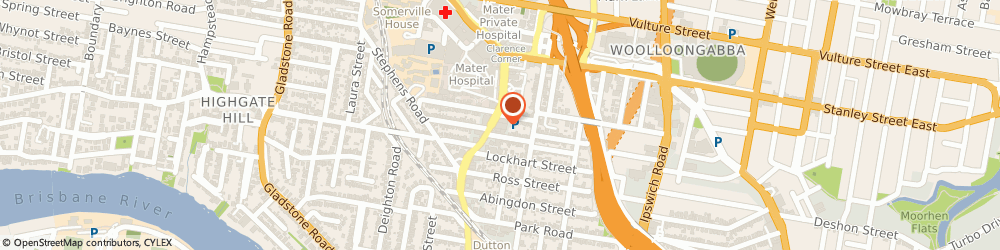 Route/map/directions to Classic Ceramic Importers Pty Ltd, 4102 Woolloongabba, 44 - 46 Annerley Road