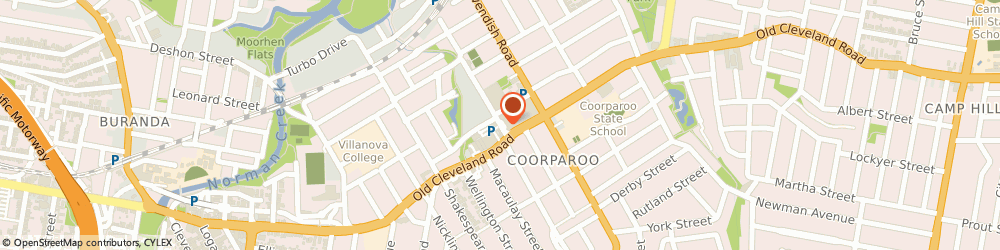 Route/map/directions to Midas Auto Service Experts Woolloongabba, 4151 Coorparoo, Unit 3/68 Harries Road
