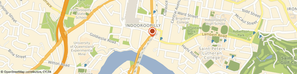 Route/map/directions to Cold Rock Ice Creamery, 4068 Indooroopilly, 4 STATION ST